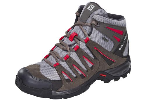 Salomon Ridgeback Mid GTX Shoes Women detroit/autobahn/lotus 37 1/3 2016 Trekking- & Wanderschuhe mEMhO